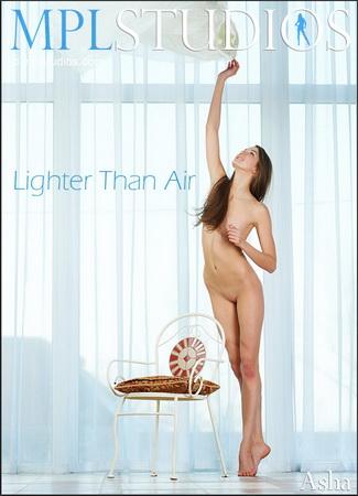 Asha - Lighter Than Air