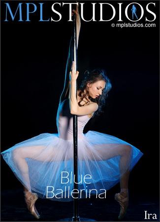 Ira - Blue Ballerina